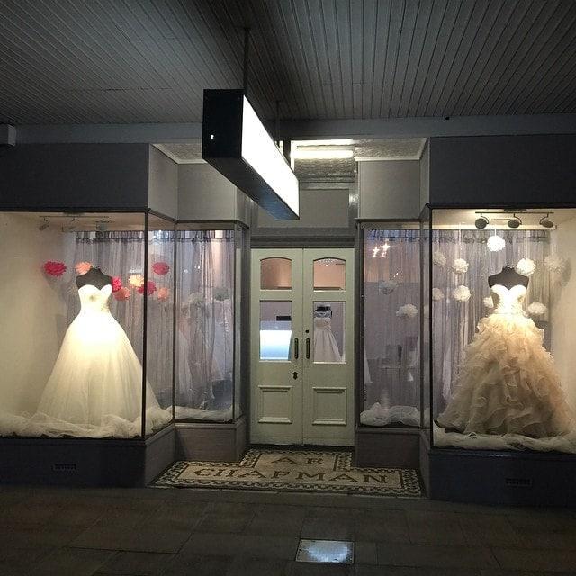 Embrace Bridal Boutique Shop Opening