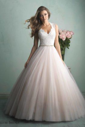 Allure Bridal 9162 - Front 2