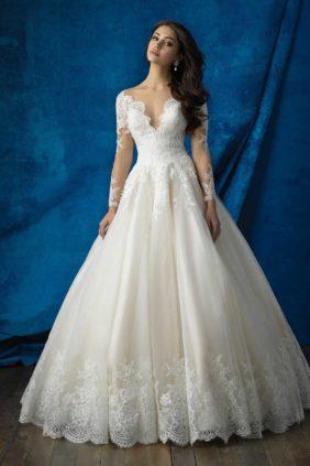 Allure Bridal 9366 1