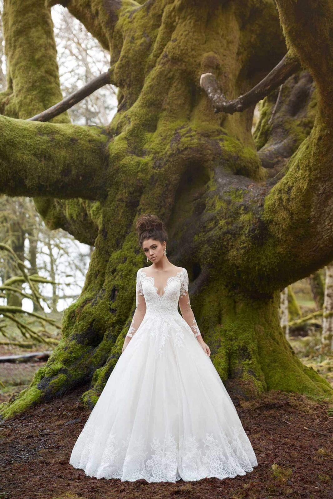 Allure Bridal 9366 4