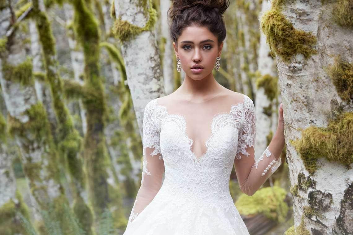 Allure Bridal 9366 3