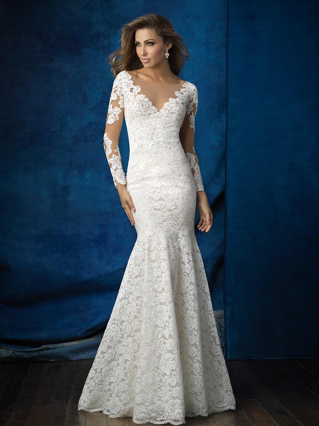 e42fe62ac18 Allure Bridal 9377 - EMBRACE BRIDAL BOUTIQUE