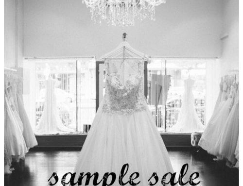 Sample Sale!!!