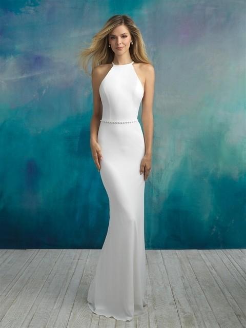Allure Bridals 9521 front