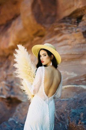 Wilderly Bride - Marigold back top