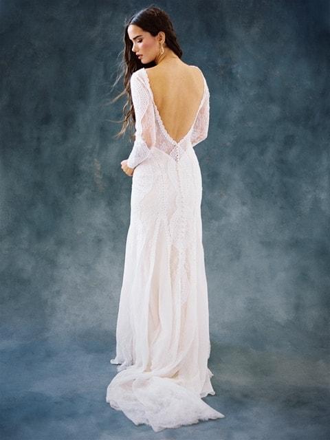 Wilderly Bride - Marigold back