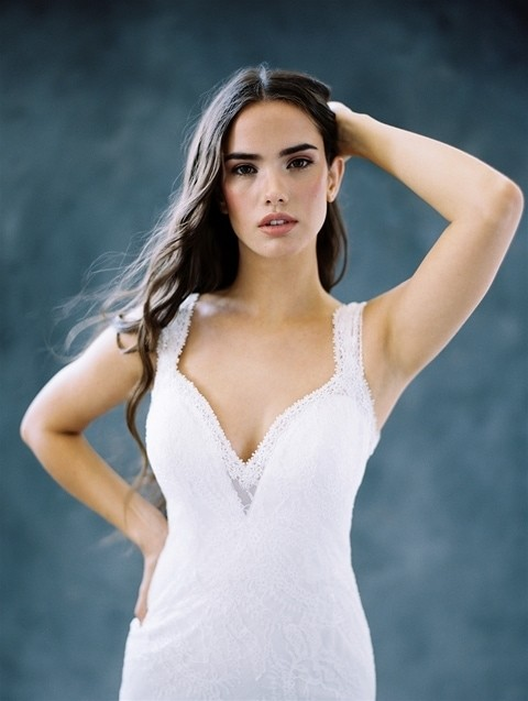 Wilderly Bride - Daisy top front