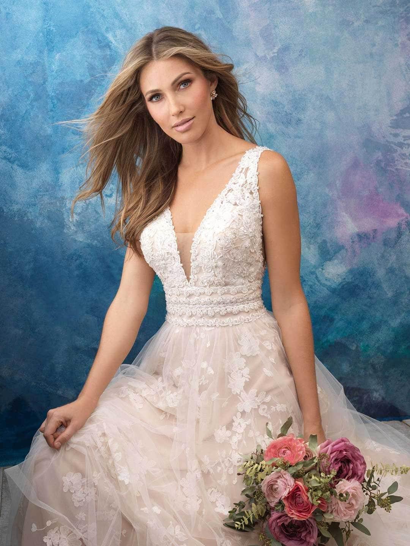Allure Bridals 9561 1