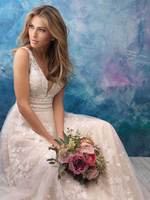 Allure Bridals 9561 4