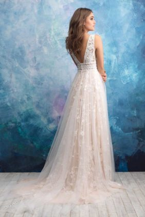 Allure Bridals 9561 2