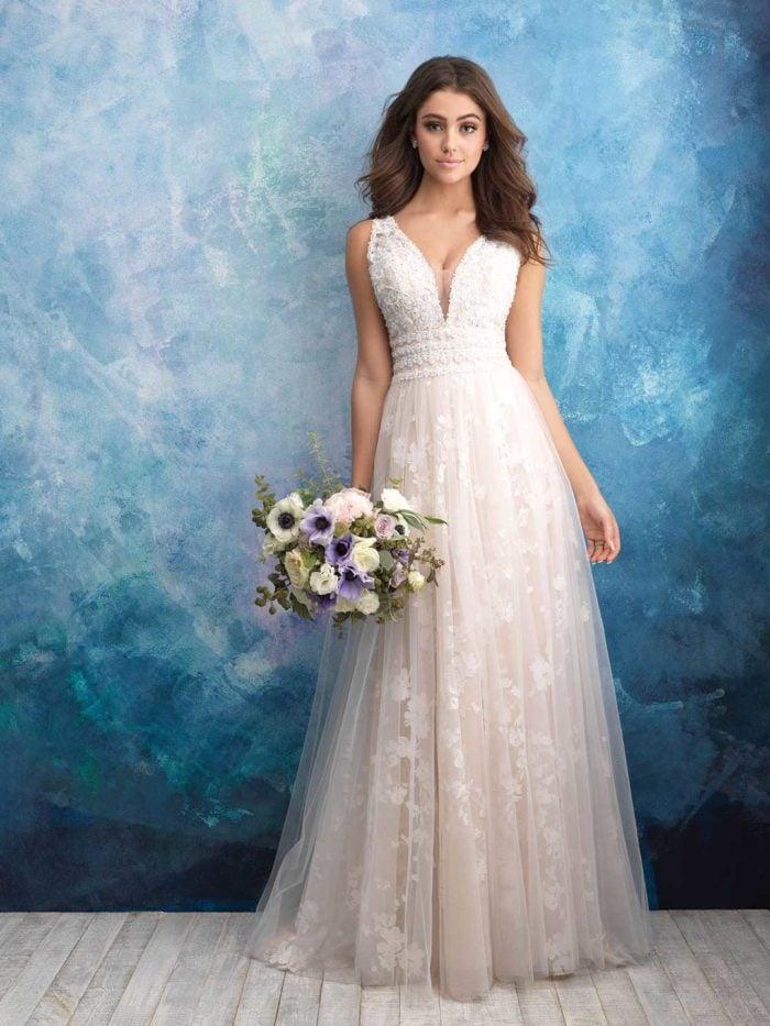 Allure Bridals 9561 3