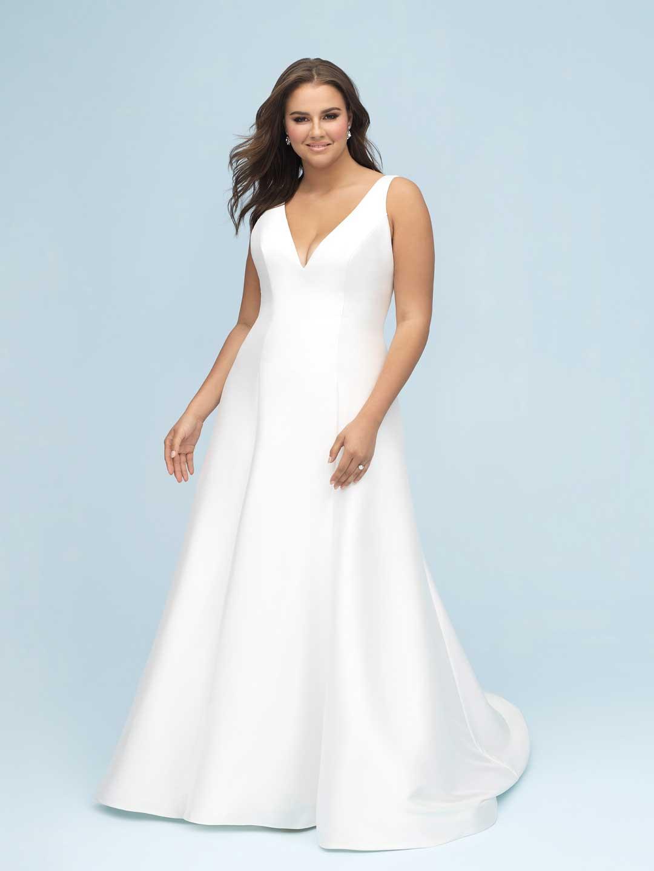 Allure Bridals 9600F 2