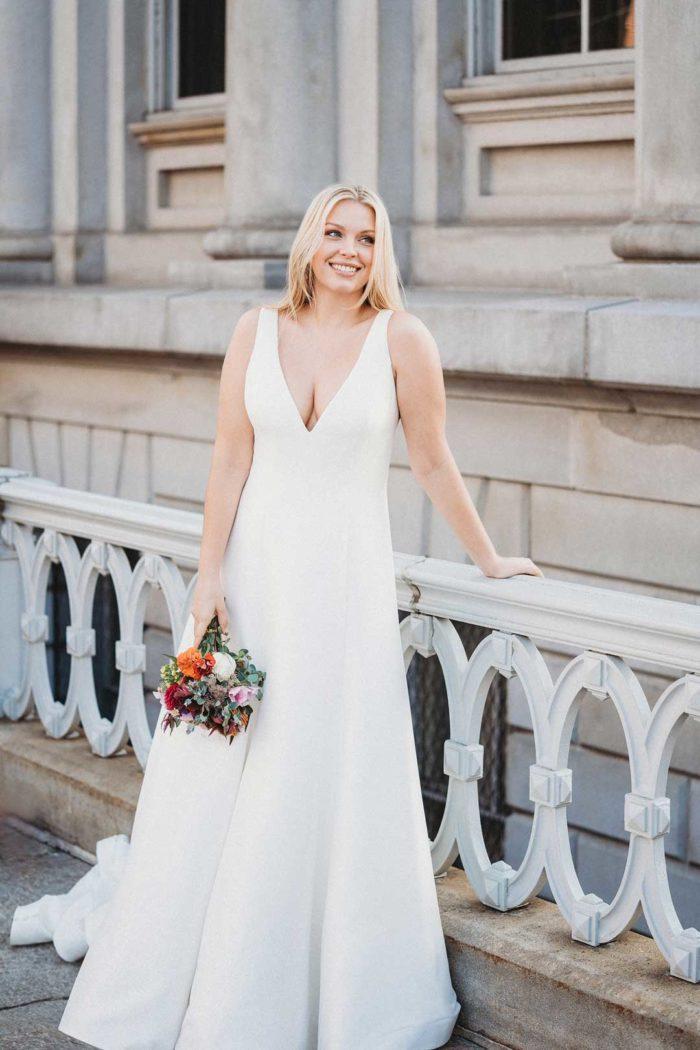 Allure Bridals 9600F