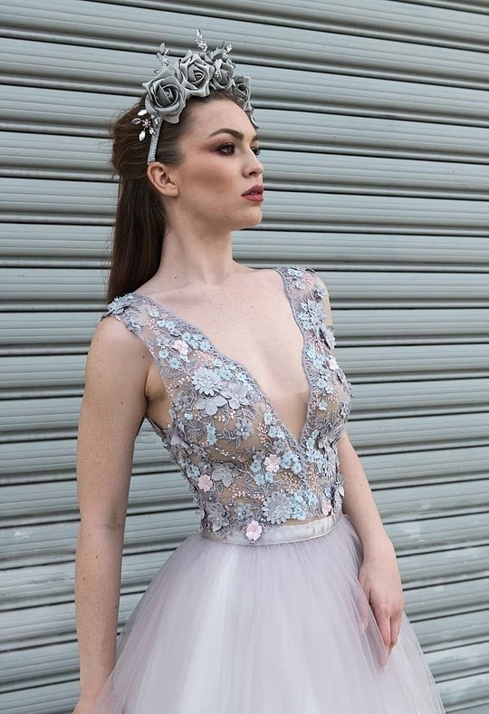 Cherish skirt and Forget me not bodice