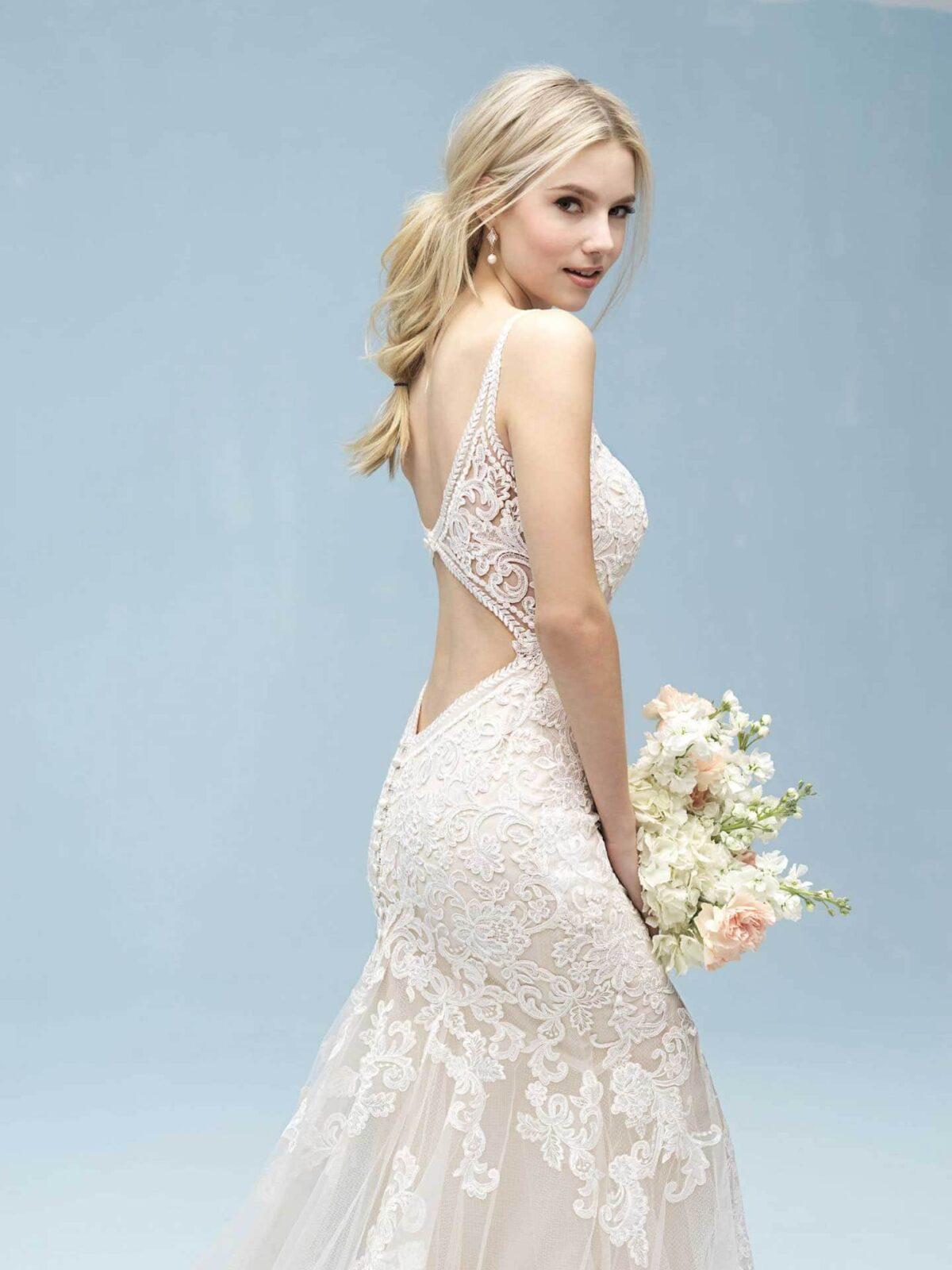 Allure Bridal – 9615 1