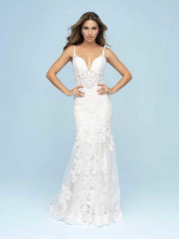 Allure Bridal – 9615 4