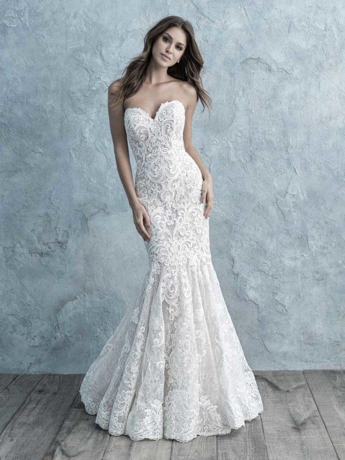 Allure Bridal – 9666 1